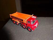 Matchbox K-1 vintage Foden Hooveringham Tipper Truck 60ies Top