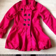 Girls' Cotton Blend Party Coats, Jackets & Snowsuits (2-16 Years)