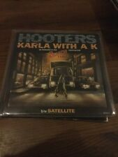 """Vinyl 7"""" Single Hooters Karla With A K"""