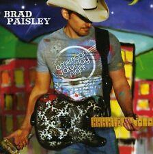 Brad Paisley - American Saturday Night (NEW CD)