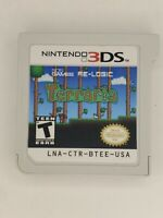 Terraria Nintendo 3DS Authentic Tested Cart