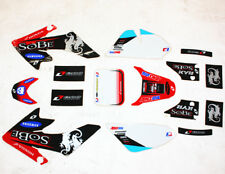 3M SOBE Decals Graphics Sticker Kit CRF50 Style Fairing PIT PRO Trail Dirt Bike