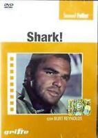 Shark ! (1969) DVD Nuovo Sigillato Stark! Burt Reynolds Samuel Fuller