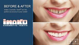 Imako Cosmetic Teeth Veneer  NEXT DAY GUARANTEED SATURDAY  delivery.