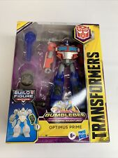 Transformers Cyberverse Deluxe Optimus Prime New