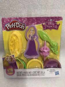 Brand New Play-Doh Molding Compound Disney Princess Rapunzel