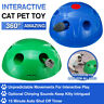 Automatic Cat Play Toy Interactive Motion Mouse Tease Electronic Fun Pet Toys `,