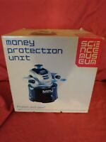 MPU Money Protection Unit Digital GBP Coin Counting Disc-Firing Robot Machine