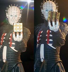 Sideshow Pinhead Premium Format Exclusive W/ Solved Puzzle Box Limited to 78/600