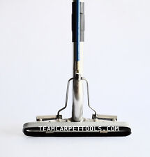 "14"" 4-JET S-BEND Hard Surface Tile & Grout Cleaning BRUSH WAND Floor Scrubber"