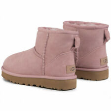 UGG Australia Stivali Donna W CLASSIC MINI II 1016222 Rosa PCRY Women's Boots