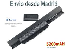 BATERIA para ASUS A53S Mod. Port. A32-K53 10,8V 6 celdas Portable Battery