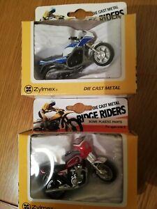 Ridge Riders Series Yamaha & Honda Diecast