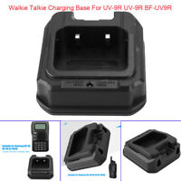 Walkie Talkie Desktop USB Charger Charging Stand for Baofeng UV-9R 2 Way Radio