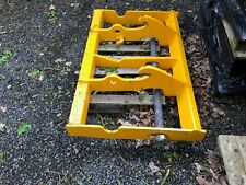 Brand New Quick Hitch JCB 525-60 Compact Tool Carrier - Headstock Fork Carriage