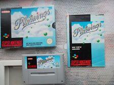 Jeu Super Nintendo / Snes Game Pilotwings CIB PAL retrogaming*