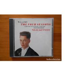CD VIVALDI - THE FOUR SEASONS - NIGEL KENNEDY (T9)