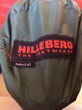 Hilleberg Nallo 2 GT With Footprint in good nick