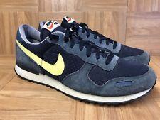 Vintage🔥 Nike Air Vortex Obsidian Yellow Men's Shoes Sz 13 429773-474 Retro LE