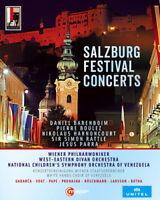 Salzburg Festival Concerts Blu-Ray (2018) Pierre Boulez cert E 6 discs