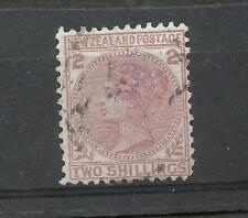 NEW ZEALAND YV # 58, USED, VF