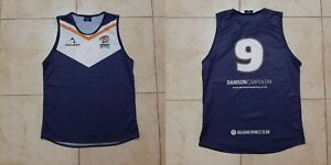 South London Rouch Rugby Sleeveless Size XL Akuma Player Issue Training # 9