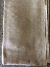 "Tartan Green 16 Count Aida Cross Stitch Fabric 12.5/"" X 18/"""