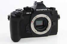 Olympus OM-D e-m1 body nero, ottime condizioni