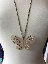 tarina tarantino Butterfly Necklace