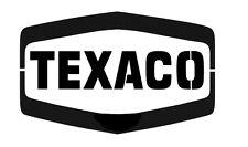 high detail airbrush stencil texaco 2 logo FREE UK  POSTAGE