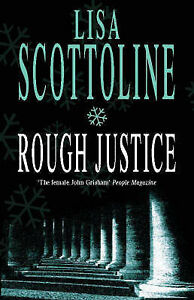 Rough Justice by Lisa Scottoline (Large Paperback, 1998)