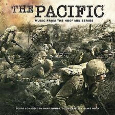 NEW The Pacific: Music From The HBO Miniseries (Audio CD)