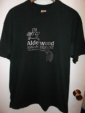 Alderwood Jog-A-Thon Race Irvine California USA Star Wars C3P0 R2D2 T Shirt XLrg