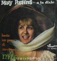 "SUPERCALIFRAGILISTICOESPIRALIDOSO 7"" MILENA ITALY 1965"