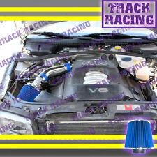 98 99 00 01 02 03 04 05 VW PASSAT GL GLS GLX 2.8L V6 AIR INTAKE KIT Blue