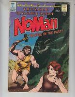 Noman 1 VGF (5.0) 11/66 Tower comics! Wally Wood/Al Williamson cover! Kane art!