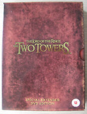 The Lord of the Rings: The Two Towers (Special Extended DVD Edition) [DVD] [2002