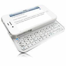 Naztech 11918 Ultra-thin Sliding Bluetooth Keyboard for Apple iPhone 4/4S/4 CDMA