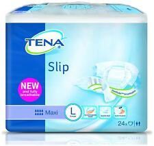 Tena Slip Maxi,large,weiss/lila,15.25.03.2069,CottonFeel ,24er Packung Nr.711024