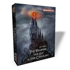The Vampire, the Elf & the Cthulhu, Card Game, Multilingual Edition