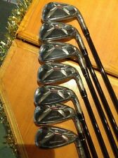 TaylorMade Store Line Grade Iron Set Golf Clubs