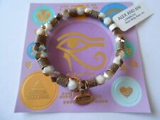Alex and Ani Ruler Wrap Robin Bangle Bracelet Rafaelian Gold NWTBC