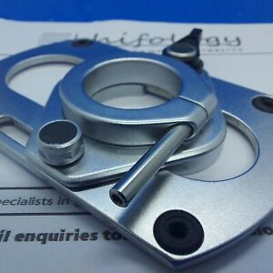 SME 3009 Series III Bedplate Assembly in very good condition grommets