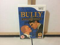 bully scholarship edition wii Game