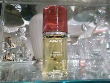 AMAZONE Hermès eau de toilette atomiseur 60 ml NO BOX RARE VINTAGE PERFUME