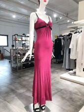 Class Roberto Cavalli Elegant Gown Dress IT44 NEW $1,198