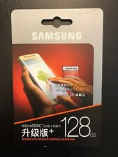 Samsung EVO 128GB, Class 10 100MB/s - microSDXC Card - MB-MC128GA/AM