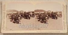 Antique Underwood Stereoview Card Transport Wagons in South Africa