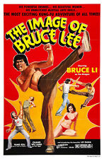 "Image of Bruce Lee  Movie Poster  Replica 13x19"" Photo Print"