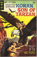 Korak Son of Tarzan Comic Book #30 Gold Key Comics 1969 FINE